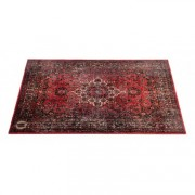 VP130-ORD - Vintage Persian Stage / Drum Mat 1.30 x 0.90m Anti-Slip - Original Red