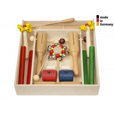 Set piccole percussioni
