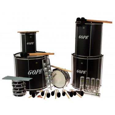 Pack Percussion Brazil